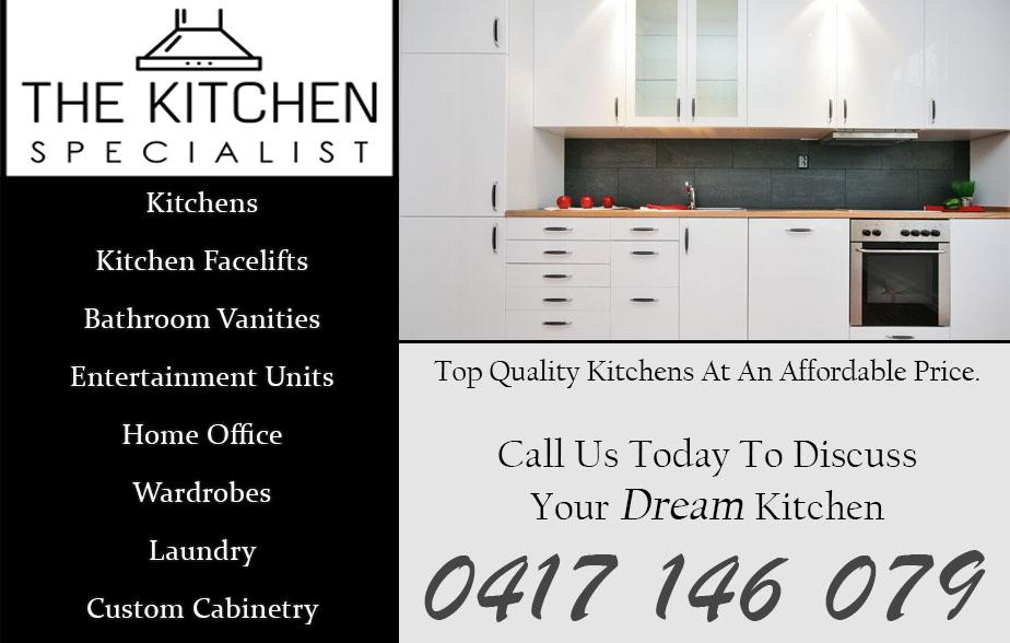 The Kitchen Specialist- 0417 146 079  Kitchens- Glenhaven, Pendle Hill, Toongabbie, Prospect, Lalor Park, Seven Hills, Stanhope Gardens, Rouse Hill, Schofields, Quakers Hill, Cherrybrook, Kellyville Ridge, The Ponds  KItchen Renovations- Glenhaven, Pendle Hill, Toongabbie, Prospect, Lalor Park, Seven Hills, Stanhope Gardens, Rouse Hill, Schofields, Quakers Hill, Cherrybrook, Kellyville Ridge, The Ponds