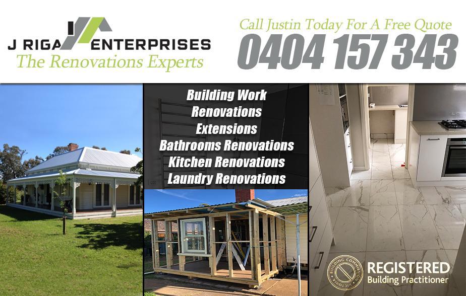 J Riga Enterprises- 0404 157 343  Renovations- Bulleen, Templestowe, Templestowe Lower, Doncaster, Donvale, Doncaster East  Home renovations- Bulleen, Templestowe, Templestowe Lower, Doncaster, Donvale, Doncaster East