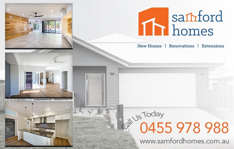 Samford Homes- 0455 978 988  Builder- Townsville