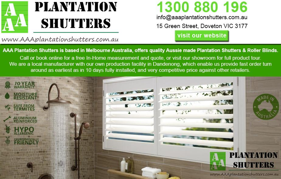 AAA Plantation Shutters - 1300 880 196  Shutters - Dingley Village, Springvale South, Noble Park, Noble Park North, Dandenong, Dandenong North, Keysborough, Dandenong South  Plantation Shutters - Dingley Village, Springvale South, Noble Park, Noble Park North, Dandenong, Dandenong North, Keysborough, Dandenong South  Blinds - Dingley Village, Springvale South, Noble Park, Noble Park North, Dandenong, Dandenong North, Keysborough, Dandenong South
