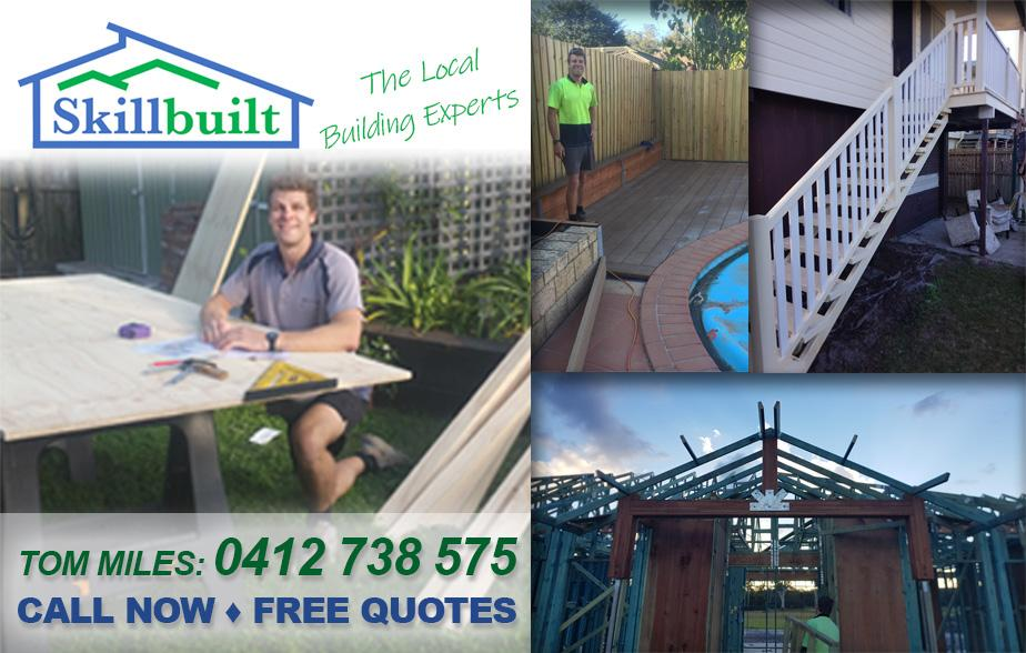 Skillbuilt - 0412 738 575  Decking - Redcliffe, Margate, Clontarf, North Lakes, Murrumba Downs, Mango Hill, Narangba  Carports - Redcliffe, Margate, Clontarf, North Lakes, Murrumba Downs, Mango Hill, Narangba  Patios - Redcliffe, Margate, Clontarf, North Lakes, Murrumba Downs, Mango Hill, Narangba