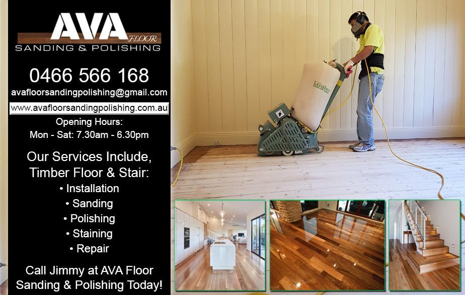 Ava Floor Sanding & Polishing- 0466 566 168  Timber Flooring- Northern Beaches Floor Polishing- Northern Beaches Floor Sanding- Northern Beaches Flooring- Northern Beaches